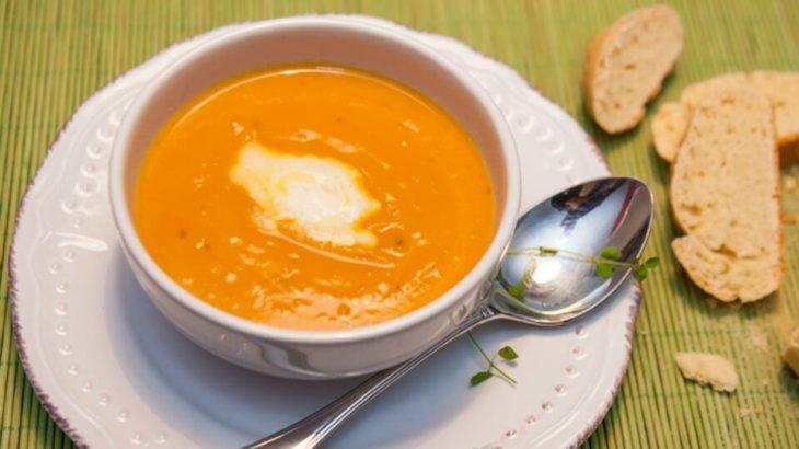 sopa para emagrecer de abobora